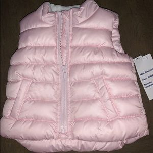 Frost Free Puffer Vest for Baby (3-6m)
